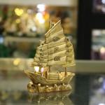 d238.1 150x150 Thuyền buồm đồng nhỏ D238