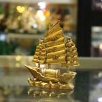 d238.2 150x150 Thuyền buồm đồng nhỏ D238