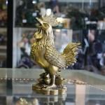 d250.1 150x150 Gà đồng đứng trên đỉnh vàng lớn D250