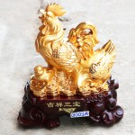 g009a gia dinh ga cat tuong tam bao 150x150 Gia đình gà trên đống tiền G009A