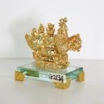 g013a gia dinh ga mini 2 150x150 Gia đình gà trên kim bảo mini G013A