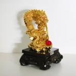 g092a rong vang lon nha ngoc 1 150x150 Rồng vàng châu đỏ có nén vàng G092A