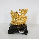 g095a rong vang nho 150x150 Rồng vàng ôm túi nguyên bảo G095A
