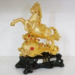 g100a ngua vang nhu y 1 150x150 Ngựa vàng trên như ý vàng G100A