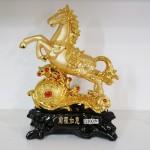g100a ngua vang nhu y 150x150 Ngựa vàng trên như ý vàng G100A
