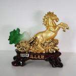 g105a ngua keo cai nho 150x150 Ngựa vàng kéo xe bắp cải xanh nhỏ G105A