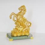 g107a ngua nen vang 1 150x150 Ngựa vàng trên kim nguyên bảo G107A