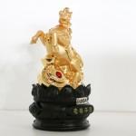 g110a ngua vang 1 150x150 Ngựa ngọc vàng trên như ý vàng G110A