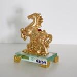 g113a ngua vang nho 1 150x150 Ngựa vàng trên mây G113A