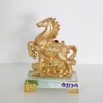 g113a ngua vang nho 150x150 Ngựa vàng trên mây G113A