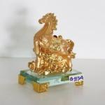 g113a ngua vang nho 2 150x150 Ngựa vàng trên mây G113A