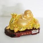 g137a di lac vang nam 1 150x150 Phật di lạc vàng đế gỗ G137A