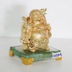 g139a di lac vang chieu tai tan bao 1 150x150 Phật di lạc quảy vàng nhỏ G139A