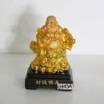 g143a di lac cam nhu y 150x150 Phật di lạc gánh như ý đế gỗ G143A