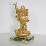 g149a di lac dung tu bao 2 150x150 Phật di lạc cầm dơi trên bồn tụ bảo lớn G149A