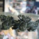 gm041.2 150x150 Rồng đá Lam Ngọc mini GM041