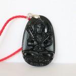 s6340 2.1 phat hu khong tang 150x150 Phật bản mệnh đá hắc ngà   Sửu, Dần ( Hư Không Tạng ) S6340 2