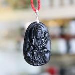 s6340 4.1 phat pho hien bo tat 150x150 Phật bản mệnh đá hắc ngà   Thìn, Tỵ ( Phổ Hiền Bồ Tát ) S6340 4
