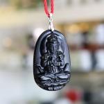 s6340 6.1 phat nhu lai dai nhat 150x150 Phật bản mệnh đá hắc ngà   Mùi, Thân ( Như Lai Đại Nhật ) S6340 6