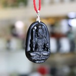 s6340 7.1 phat bat dong minh vuong 150x150 Phật bản mệnh đá hắc ngà    Dậu ( Bất Động Minh Vương ) S6340 7
