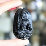 s6340 7.2 phat bat dong minh vuong 150x150 Phật bản mệnh đá hắc ngà    Dậu ( Bất Động Minh Vương ) S6340 7