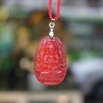 S6337 1 phat thien thu thien nhan  150x150 Phật bản mệnh đá mã não đỏ – Tý ( Thiên Thủ Thiên Nhãn ) S6337 1