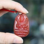 S6337 2 phat hu khong tang 2 150x150 Phật bản mệnh đá mã não đỏ – Sửu, Dần ( Hư Không Tạng Bồ Tát ) S6337 2