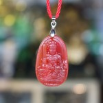 S6337 3 phat van thu bo tat 1 150x150 Phật bản mệnh đá mã não đỏ – Mão ( Văn Thù Bồ Tát ) S6337 3