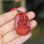 s6337 4 phat pho hien bo tat 3 150x150 Phật bản mệnh đá mã não đỏ – Thìn, Tỵ ( Phổ Hiền Bồ Tát ) S6337 4