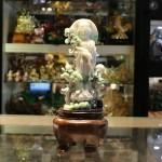 Quan am phi thuy NS110 1 150x150 Phật quan âm ngọc phỉ thúy xanh NS110