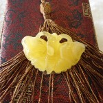 buom mat ho phach s6350 5.2 150x150 Mặt đeo cổ hổ phách Ba Lan khắc hình bướm A+++ S6350 5