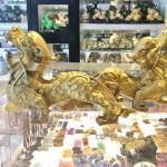 TY HUU MINH TIEN DUOI NHU Y D277 1 150x150 Tỳ hưu đồng lưng dát đồng tiền D277