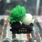 BAP CAI DE GO C168A 1.JPG 150x150 Bắp cải xanh nhỏ đế gỗ  C168A