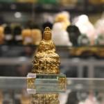 c139a quan am vang de thuy tinh 150x150 Phật quan âm vàng đế thủy tinh nhỏ C139A