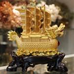 c186a thuyen buom rong vang 11 150x150 Thuyền buồm rồng vàng trên sóng vàng C186A