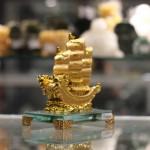 c192a thuyen rong nho 1 150x150 Thuyền buồm vàng đế thuỷ tinh C192A