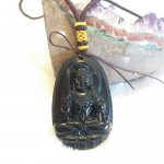 Bat dong minh vuong S6844 7.2 150x150 Phật bản mệnh đá hắc ngà – Dậu ( Bất Động Minh Vương ) S6844 7
