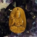 Dai the chi bo tat S6842 5.2 150x150 Phật bản mệnh đá mắt mèo trung   Ngọ ( Đại Thế Chí Bồ Tát) S6842 5