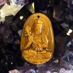 Dai the chi bo tat S6842 5.3 150x150 Phật bản mệnh đá mắt mèo trung   Ngọ ( Đại Thế Chí Bồ Tát) S6842 5