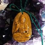 Dai the chi bo tat S6842 5.6 150x150 Phật bản mệnh đá mắt mèo trung   Ngọ ( Đại Thế Chí Bồ Tát) S6842 5
