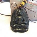 Phat a di da S6844 8.2 150x150 Phật bản mệnh đá hắc ngà – Tuất, Hợi ( Phật A di đà ) S6844 8
