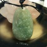 Pho HIen Bo Tat S6865 4.2.jpg 150x150 Phật bản mệnh Phỉ Thúy xanh đậm sắc sảo A+ nhỏ (Thìn + Tỵ) S6865 4