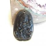 Pho hien bo tat S6844 4.4 150x150 Phật bản mệnh đá hắc ngà – Thìn, Tỵ ( Phổ Hiền Bồ Tát ) S6844 4