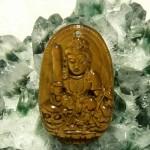 Van thu bo tat S6842 3.3 150x150 Phật bản mệnh đá mắt mèo – Mão ( Văn Thù Bồ Tát ) S6842 3