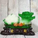 ln071 bap cai su lo nho 2.jpg 150x150 Bắp cải và hoa cải xanh trên bụi mẫu đơn lưu ly đế gỗ nhỏ LN071