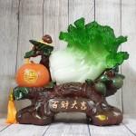 ln074 bap cai cam vang 2.jpg 150x150 Bắp cải xanh lớn bên cây trái cam đế gỗ LN074