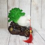 ln083 bap cai.jpg 150x150 Bắp cải xanh ngọc trên đế gỗ bao nguyên bảo LN083