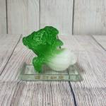 ln085 bap cai nho.jpg 150x150 Bắp cải xanh ngọc nhỏ trên đế thủy tinh LN085