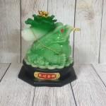 ln097 coc cong bap cai 2.jpg 150x150 Thiềm thừ xanh ngọc cõng bắp cải xanh nguyên bảo trên đế gỗ xoay LN097