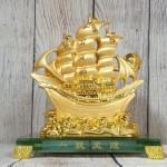 ln145 thuyen buom vang 2.jpg 150x150 Thuyền buồm vàng bóng lướt sóng thần vàng đế thuỷ tin LN145